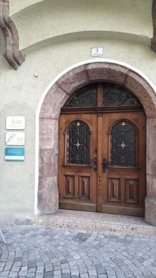 Psychotherapie Hall in Tirol Praxis Dr. Christine Fischler